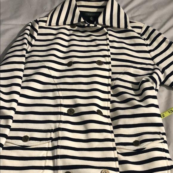 Lauren Ralph Lauren Jackets & Blazers - Ralph Lauren double breasted striped jacket
